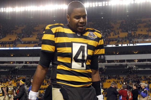 AP Source: Steelers QB Leftwich Has Rib Injury