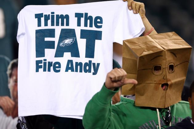 Eagles Endure Fan Backlash in Year to Forget