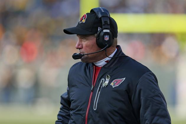 Arizona Cardinals: Why Coach Ken Whisenhunt Should Be Fired