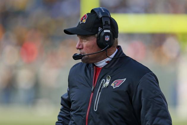Arizona Cardinals: Why Coach Ken Whisenhunt Should Be Fired