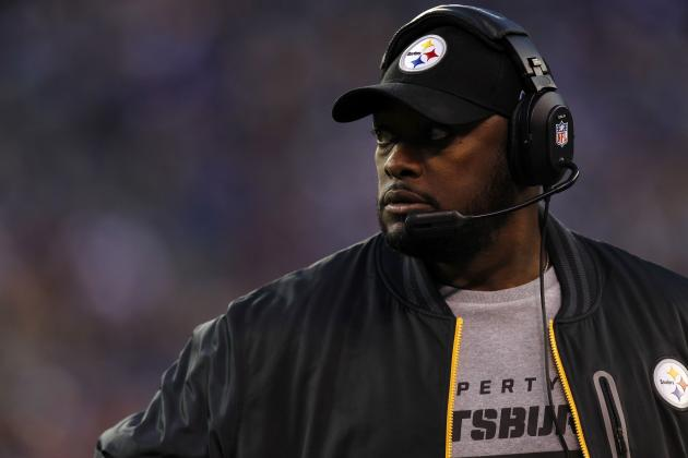 Steelers Fans Don't Want to Hear It, but Mike Tomlin Belongs on the Hot Seat
