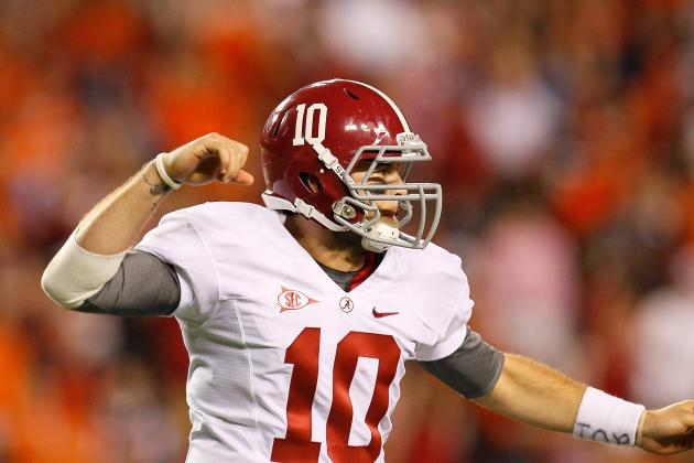 Auburn vs. Alabama: TV Schedule, Live Stream, Radio, Game Time and More