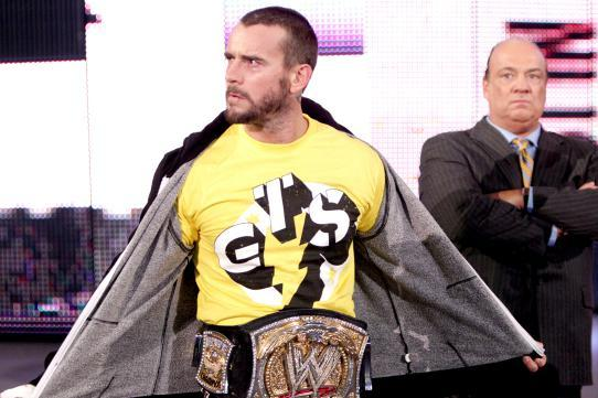 Potentially Huge Update on CM Punk and New WWE Title