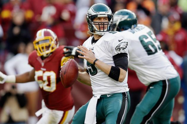 Breaking Down Nick Foles' First Career Start for Philadelphia Eagles