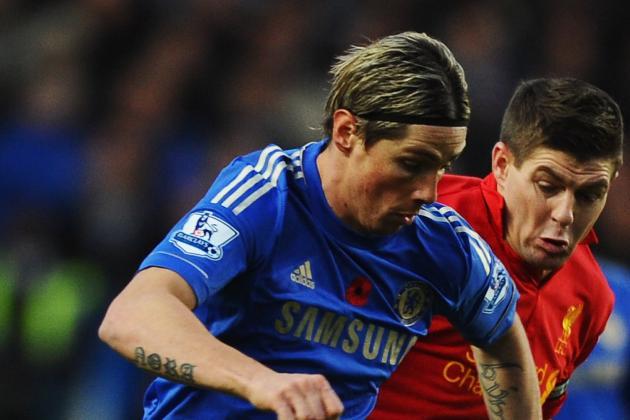 Chelsea's Roberto Di Matteo Considers Dropping Fernando Torres in Turin