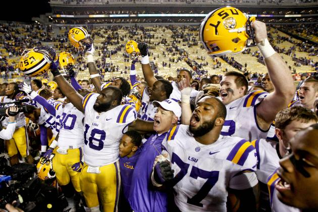 LSU vs. Arkansas: TV Schedule, Live Stream, Radio, Game Time and More