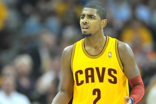 Kyrie Irving Injury: Updates on Star Point Guard's Injured Hard