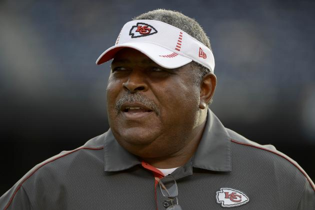 Updated Hot Seat Watch for Romeo Crennel After Chiefs' Loss to Bengals