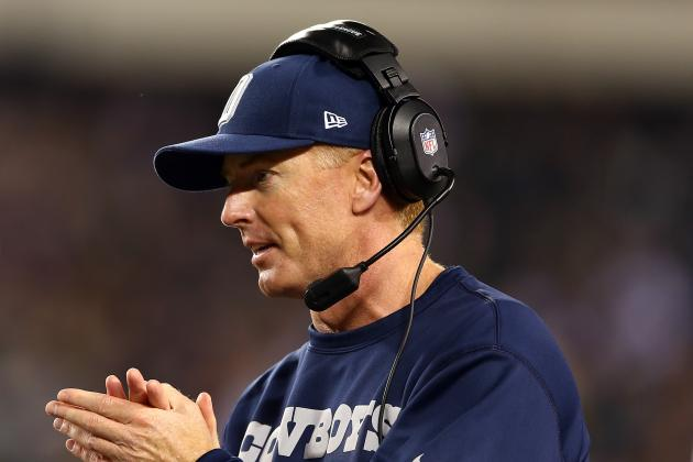 Updated Hot Seat Watch for Jason Garrett After Cowboys' Win over Browns