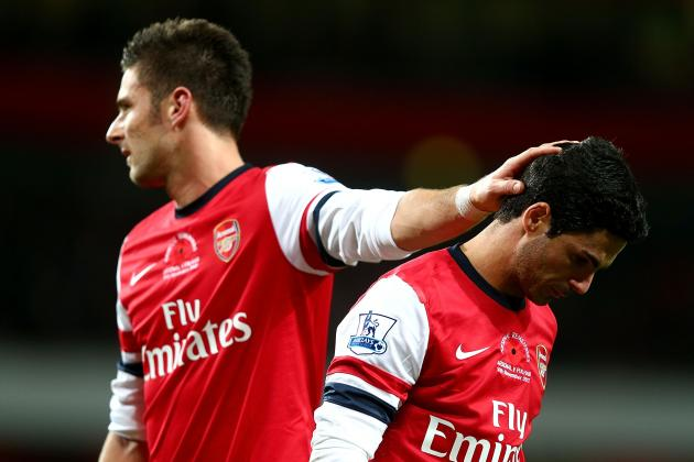 Arsenal vs. Montpellier: Players Who Must Step Up in Crucial Match