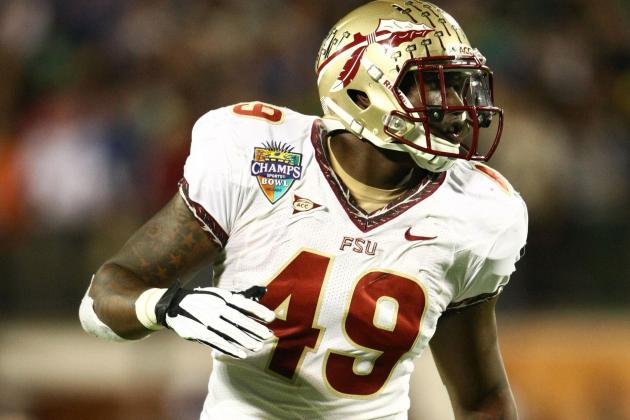 FSU Senior Jenkins Won't Redshirt, to Enter Draft