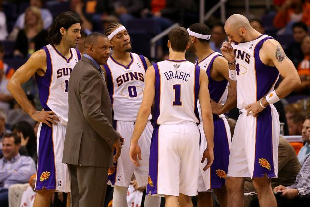 The Phoenix Suns Are Becoming the Laughing Stock of the NBA