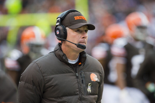 Updated Hot Seat Watch for Pat Shurmur After Browns' Loss to Cowboys