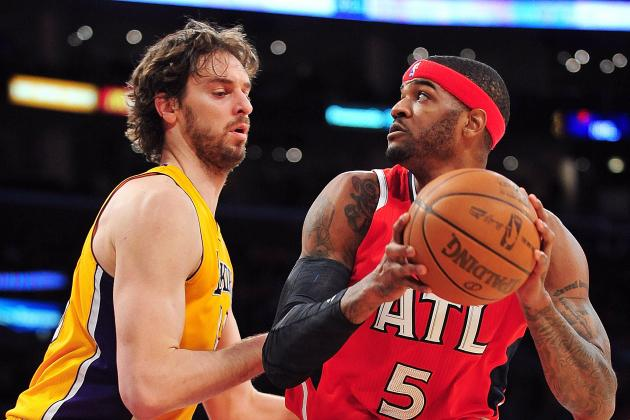 NBA Trade Rumors: Trading Josh Smith to Lakers Shouldn't Be an Option for Hawks
