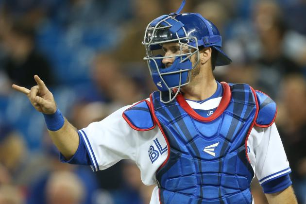 Rangers Interested in Arencibia, Buck