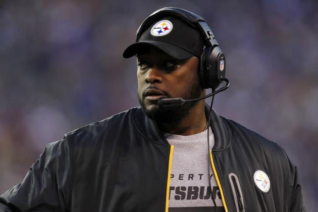 Breaking Down How Mike Tomlin and Steelers Staff Are Losing Games