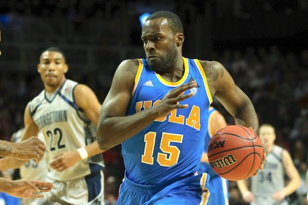 UCLA vs. Georgetown: Live Score, Reaction & Analysis for Legends Classic 2012