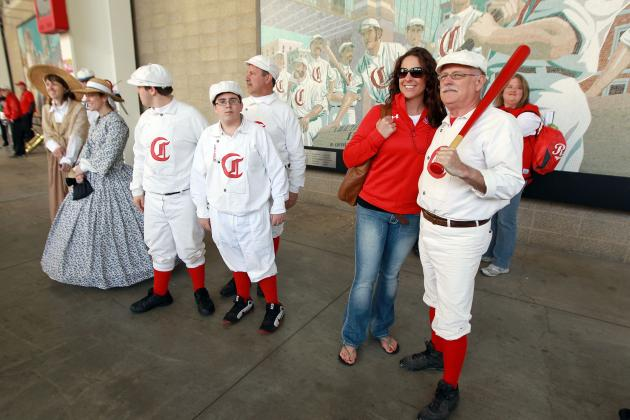 Redsfest 2012: Cincinnati Reds Put on a Fan Spectacle Like No Other MLB Team