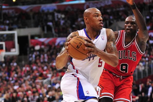 Caron Butler Suffers Right Shoulder Injury
