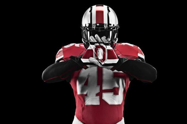 Ohio State Will Wear New Nike Alternate Uniforms vs. Michigan