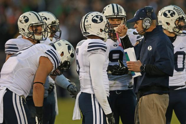 BYU Football: It Is Time for the Mendenhall Era to Come to an End