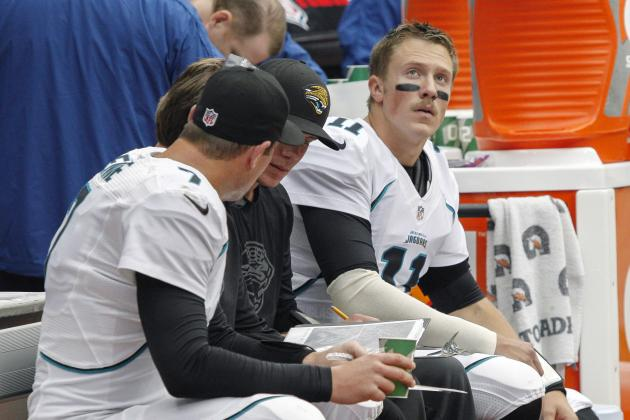 Did Blaine Gabbert Lose His Starting Job in Week 11?