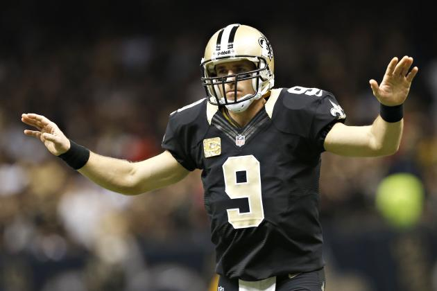 Why the New Orleans Saints Are the Scariest .500 Team in the NFL