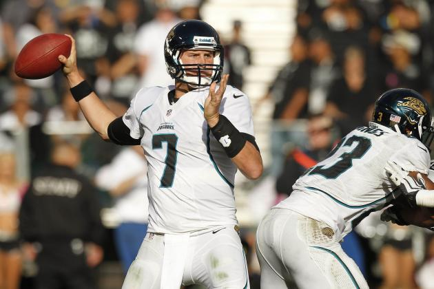 Buying or Selling Chad Henne's Breakout Performance Against Houston
