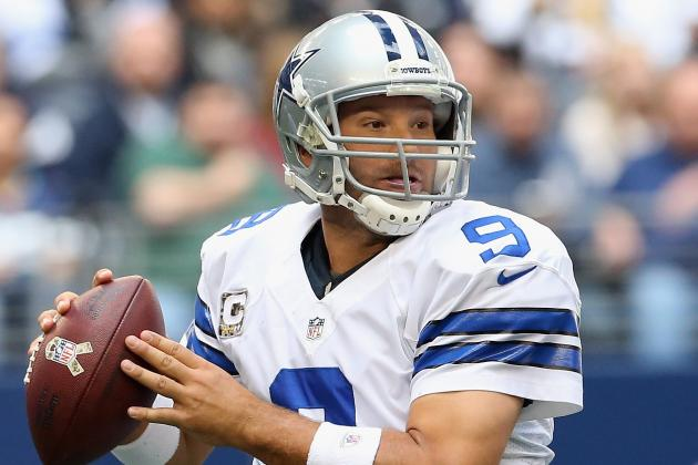 Cowboys Are Going Nowhere with Tony Romo, so Who Should QB Dallas in 2013?