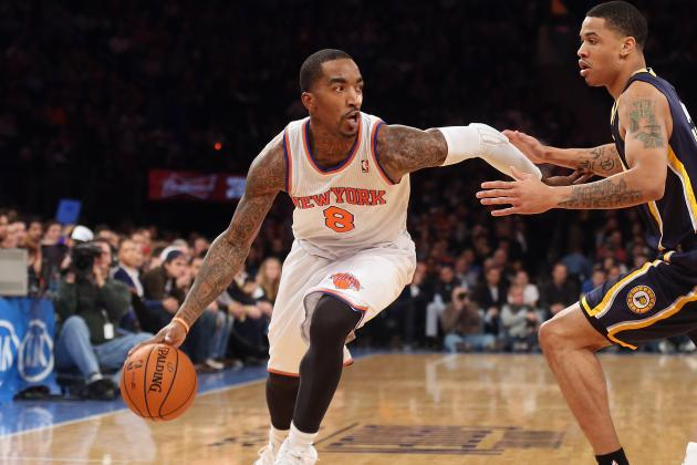 J.R. Smith's on-Court Maturation Key to NY Knicks' Sustained Success