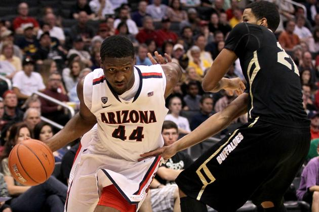 Arizona Basketball: The Issues Standing Between Solomon Hill & NBA Success