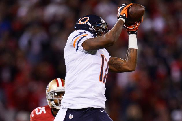 Alshon Jeffery out with Knee Injury