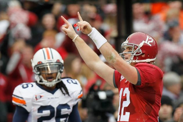 Alabama vs. Auburn: Breaking Down What Makes the Iron Bowl the Best Rivalry Game