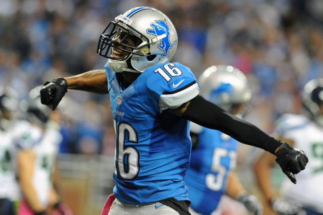Titus Young: Detroit Lions WR Sent Home, Inactive vs. Houston Texans