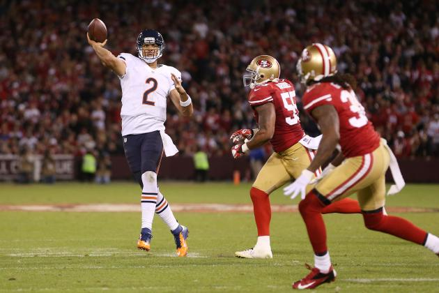Chicago Bears Don't Have Enough Offense for a Legitimate Super Bowl Shot