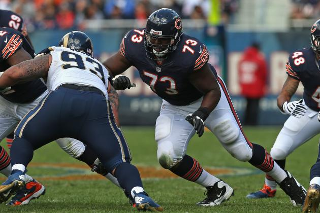 Chicago Bears Can Not Be Super Bowl Contenders Until Offensive Line Improves