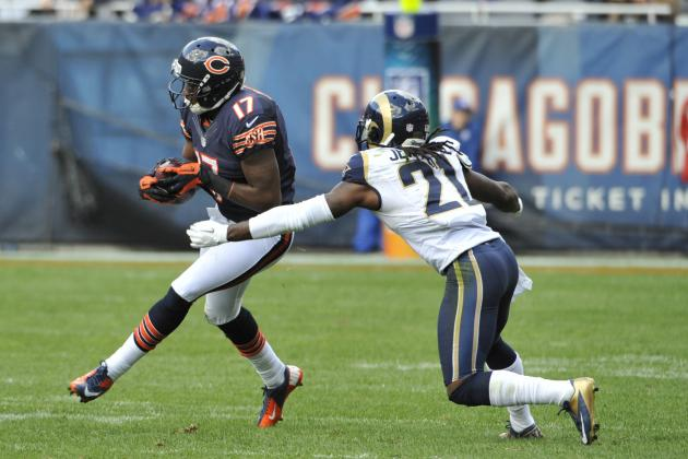 What Does Alshon Jeffery Injury Mean for Chicago Bears, Fantasy Owners?