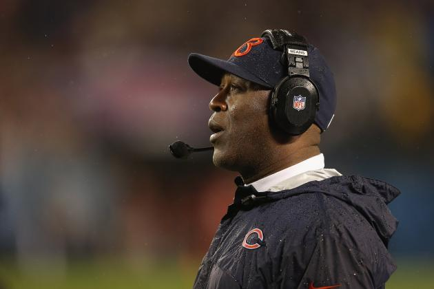How Much Blame Does Lovie Smith Deserve for Embarrassing Monday Night Showing?