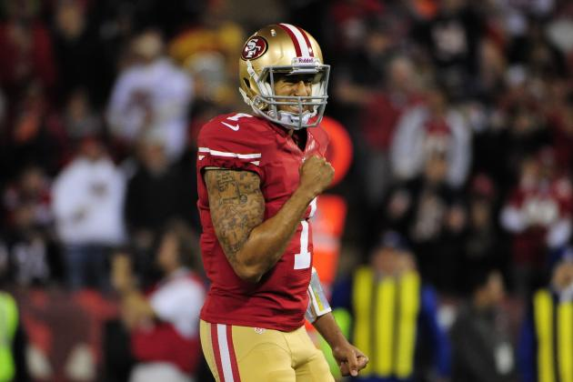 Colin Kaepernick: 49ers Have a Winner in 2nd-Year QB