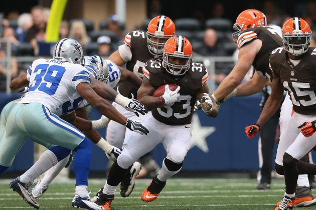 Breaking Down How the Dallas Cowboys Were Able to Shut Down Trent Richardson