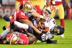 Kaepernick Shines as 49ers Beat Bears