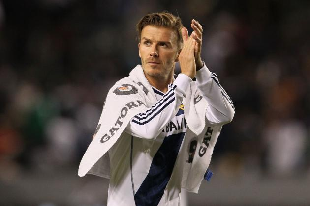 What David Beckham's Departure Means for the Los Angeles Galaxy