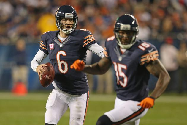 After Monday Night Embarrassment, Jay Cutler's Value to the Bears Is Obvious