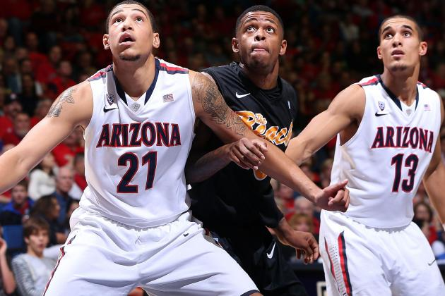 No. 10 Arizona 94, Long Beach St. 72
