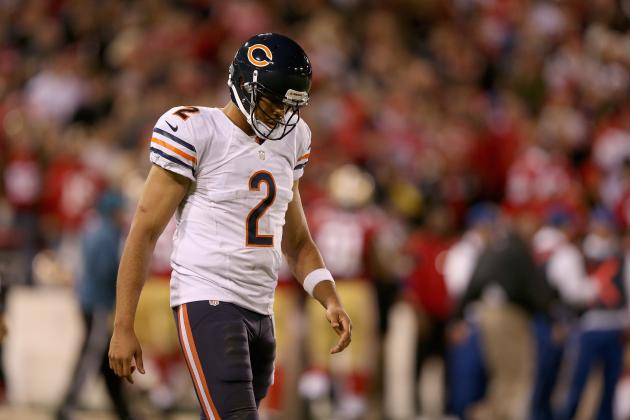 Jason Campbell: Horrific Performance Proves Bears Can't Win without Jay Cutler