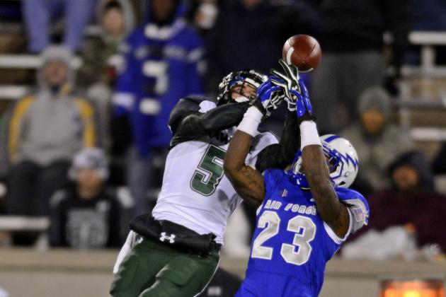 Air Force Defeats Hawaii 21-7 Without Ever Taking to Air to Earn Bowl Berth