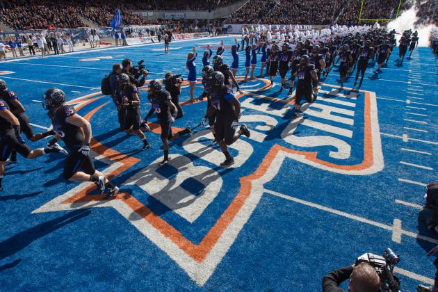 Boise State, San Diego State, BYU Talking Mountain West Return?