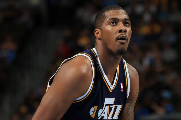 Comparing Derrick Favors' Production as Starter vs. Coming off Bench This Year