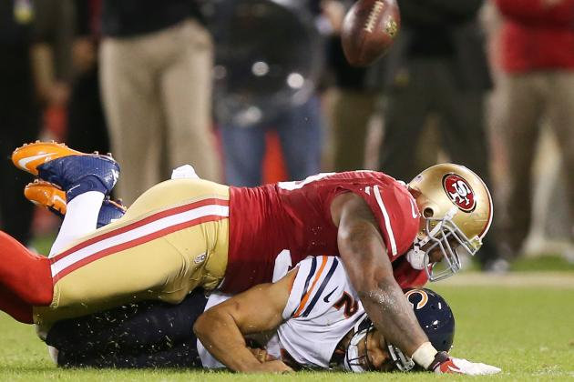 Bears vs. 49ers: Chicago Suffers Complete Collapse in Monday Night Loss