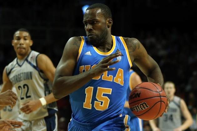 UCLA's Muhammad Makes Long-Awaited NCAA Debut in Loss to Georgetown